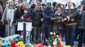 """В Бельгии проходит """"Марш против террора и ненависти"""""""