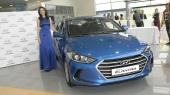 По шестому кругу: в Киеве презентована Hyundai Elantra шестого поколения