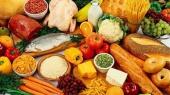 Насколько упали продажи продуктов питания за год