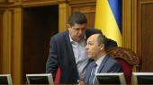 """Парламент зарубил законопроект """"Генпрокурора Луценко"""", а в Киевсовет ворвались """"зеленые человечки"""""""