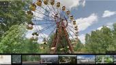 Google создал виртуальную прогулку по Чернобыльской зоне