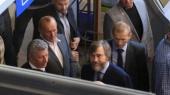 Нардепы Бойко и Новинский заблокированы в аэропорту Одессы (фото)