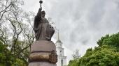 На Полтавщине открыли памятник Мазепе