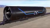 В пустыне США провели первый тест нового вида транспорта Hyperloop (видео)
