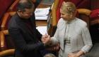 Разрыв между Тимошенко и Ляшко составляет 3% — соцопрос