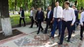 Кличко: На бульваре Шевченко нужно выделить одну полосу для общественного транспорта