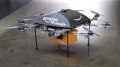 """Amazon тестирует дронов-доставщиков в """"полевых условиях"""""""
