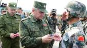 Россия и Китай провели первые совместные военные учения