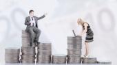 В Украине зарплата мужчин на треть больше, чем у женщин