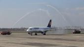 Lufthansa будет летать в Одессу круглый год
