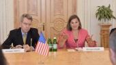 Визит Нуланд в Киев: что обсуждали с Парубием
