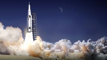 NASA успешно испытало двигатель для полетов к Марсу